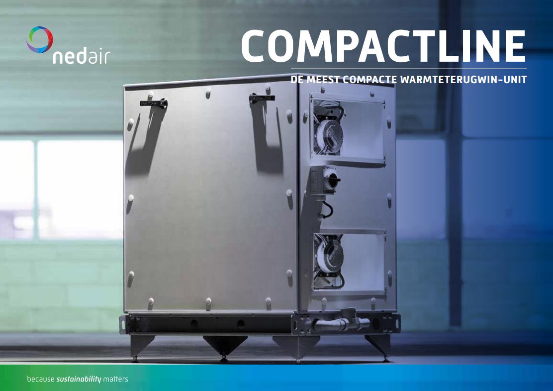 Brochure Ned Air CompactLine luchtbehandelingskast