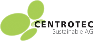 Logo Centrotec Sustainable AG
