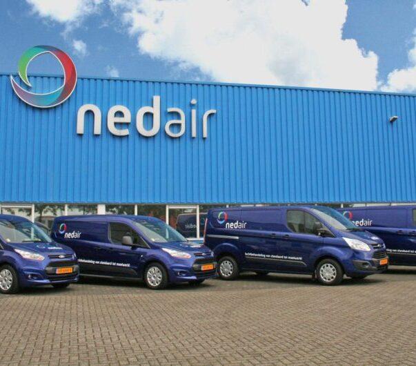 Ned Air Kampen Servicewagens