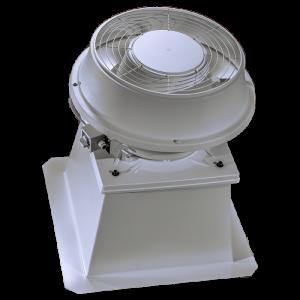Ned Air MXF energiezuinige dakventilator