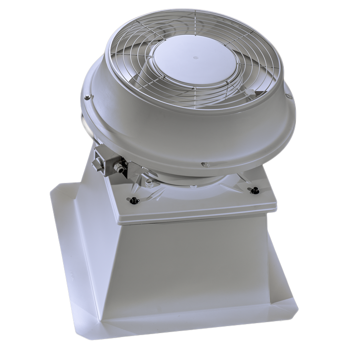Ned Air MXF dakventilator