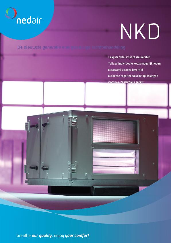 Ned Air brochure NKD maatwerk