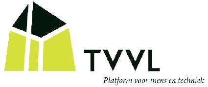 Logo TVVL Platform voor mens en techniek