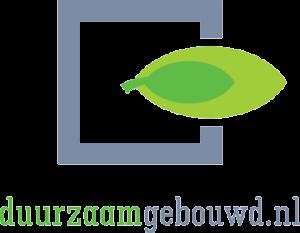 Logo duurzaam gebouwd