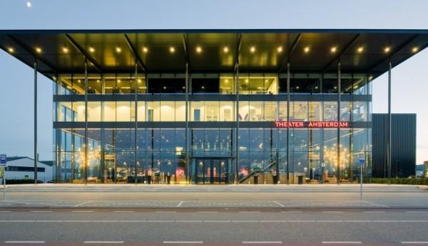 Theater Amsterdam voorzien van Ned Air luchtbehandeling