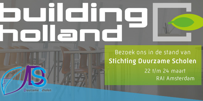 Banner Ned Air op Building Holland 2016
