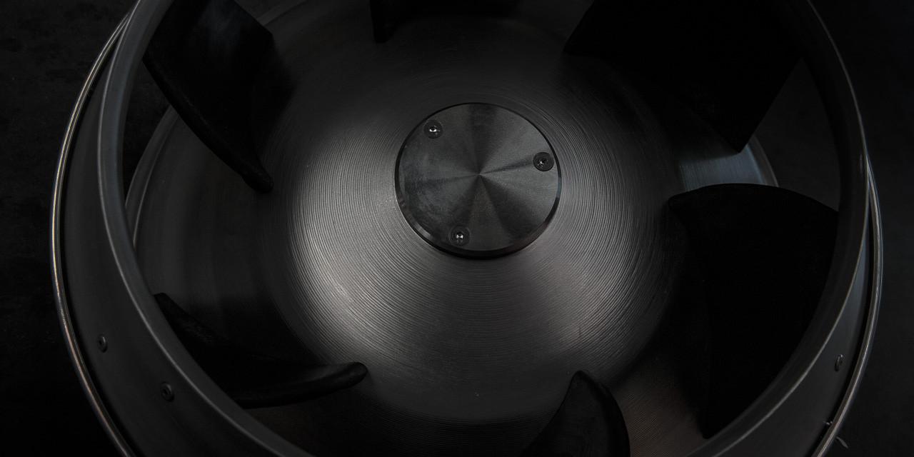 Ned Air energiezuinige dakventilator