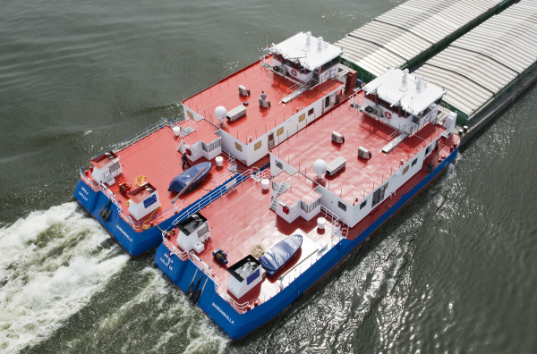Marine- en offshore met Ned Air luchtbehandeling