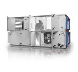 Ned Air RotorLine luchtbehandelingskast met warmtewiel