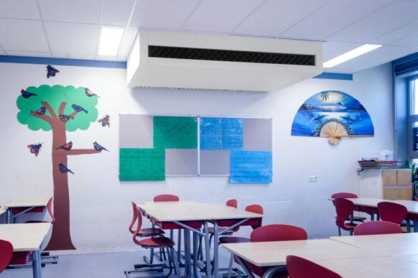 EduComfort 950 schoolventilatie-unit