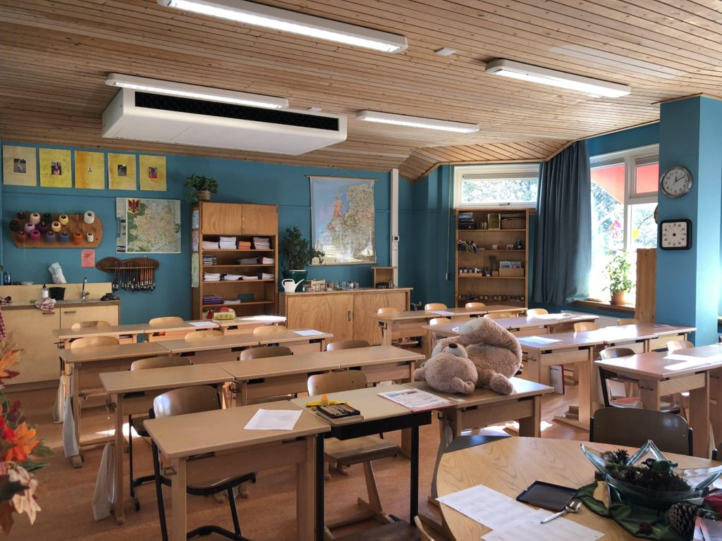 Ned Air Educomfort 950 schoolventilatie